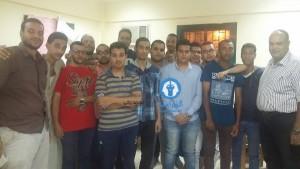 برلمان الشباب بمركز شباب فرشوط1
