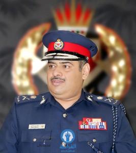 سعادة رئيس الأمن العام