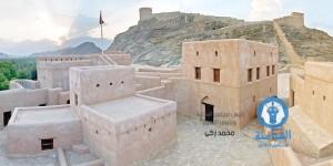 سمــائـل –1 تضم 115 قلعة وحصنا وبرجاً و300 مسجد أبـرزها مسجـــــد مازن بن غضوبة