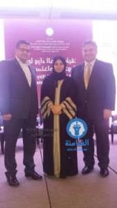 مؤسسة تروس مصر للتنمية تشارك في مؤتمر CSR Arabia  الذي يعقد في دبي بالإمارات العربية