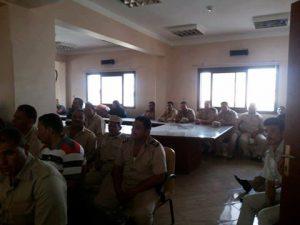برنامج تنمية المهارات الاجتماعية لضباط وأفراد الشرطة بدمياط